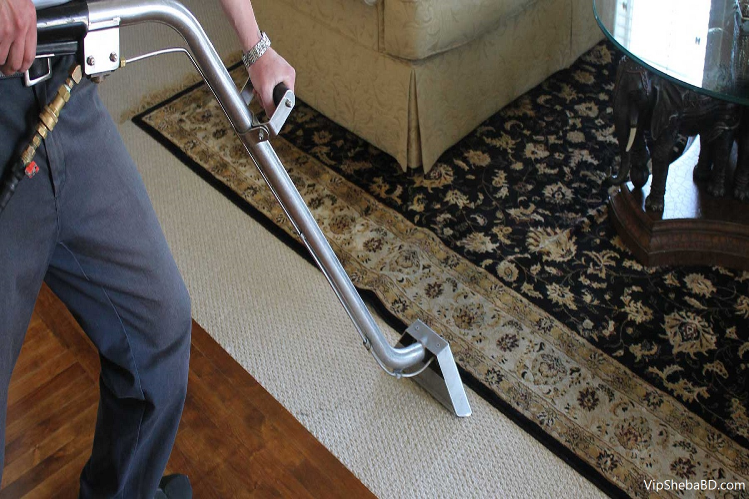 Carpet cleaning Services in Dhaka