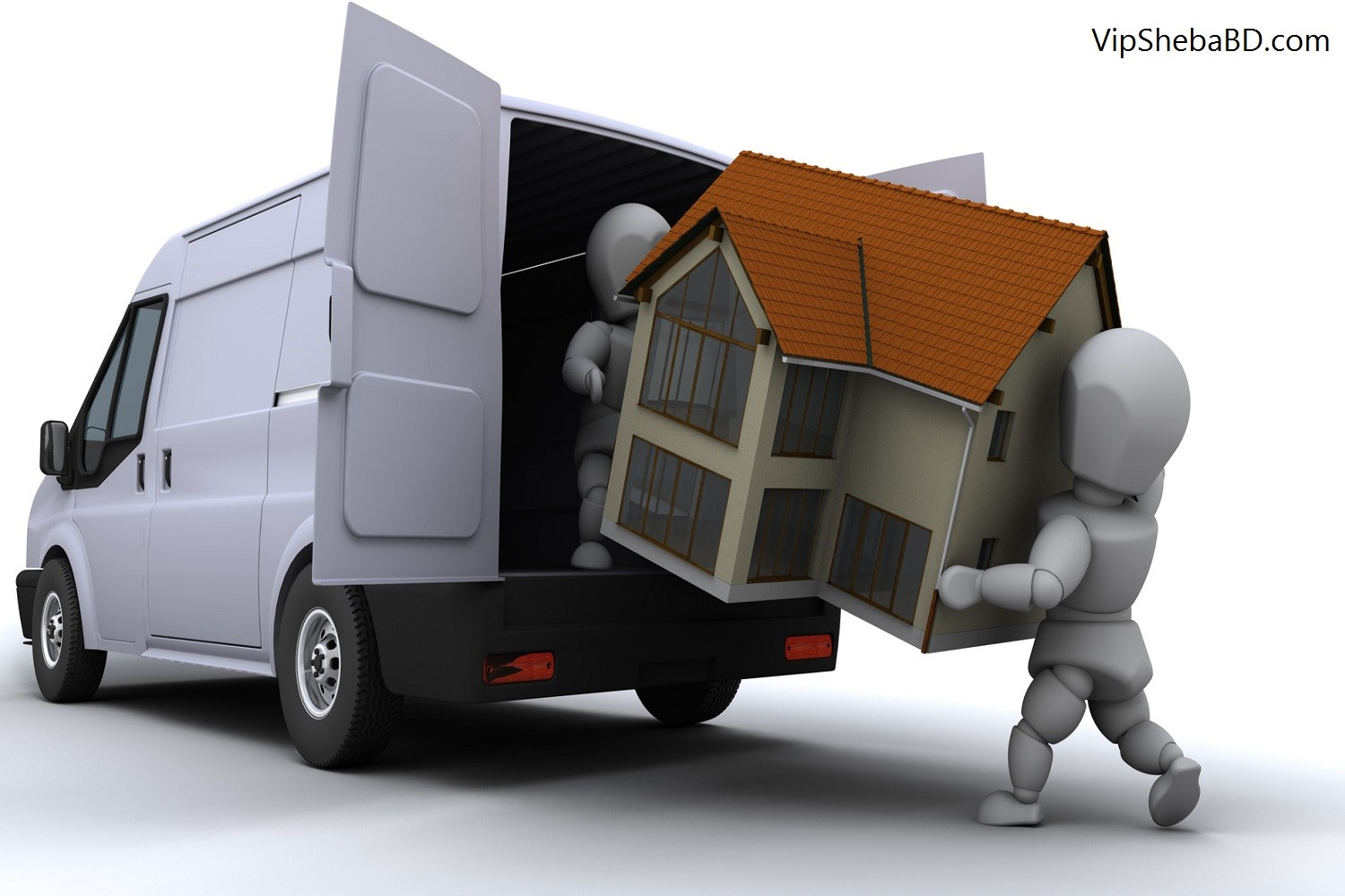 House Moving Services in Dhaka