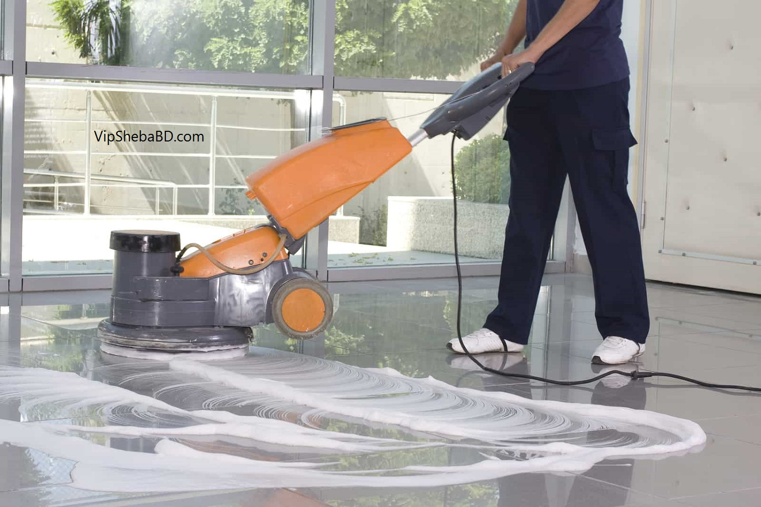 Floor cleaning services in Dhaka