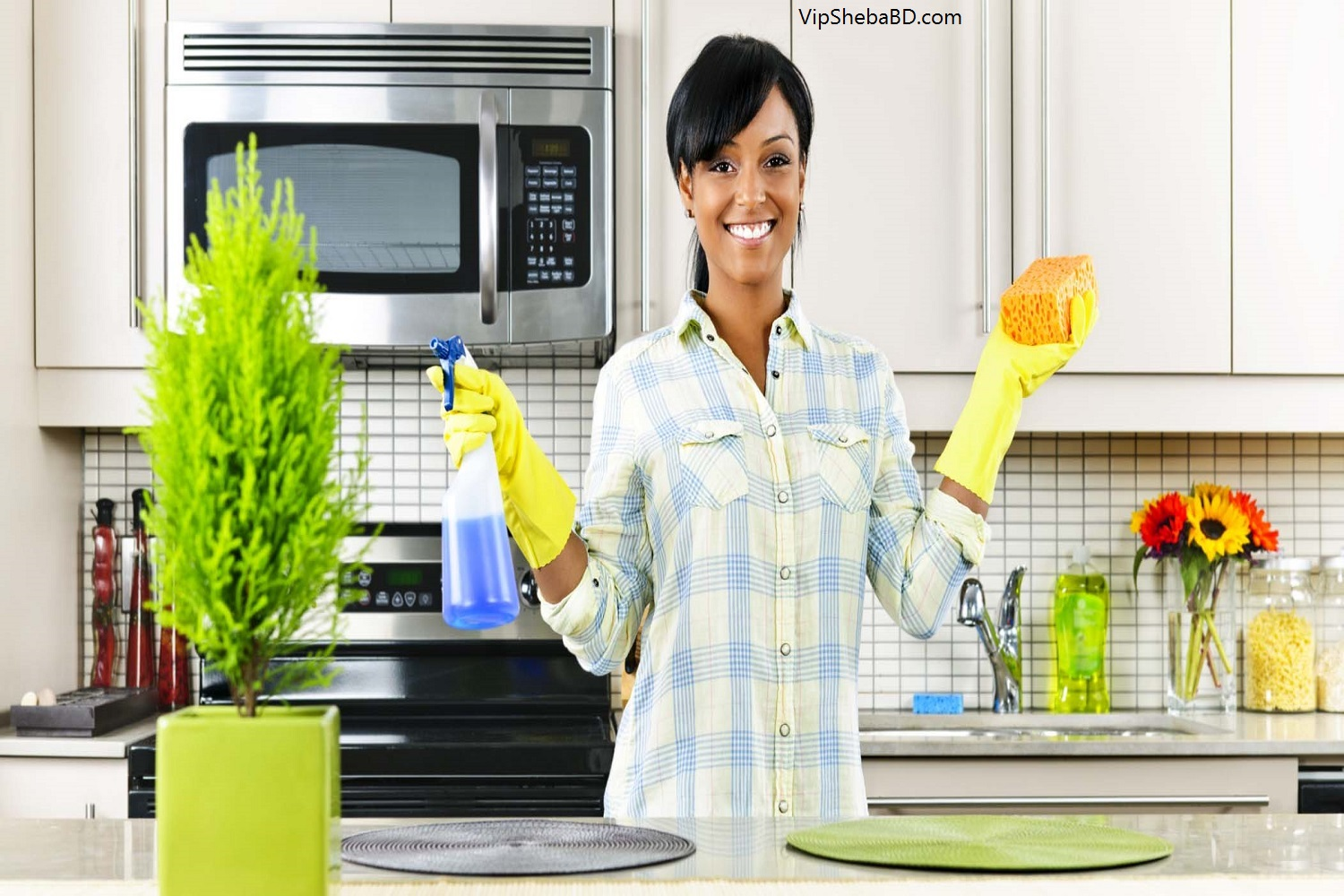 kitchen cleaning services in Dhaka