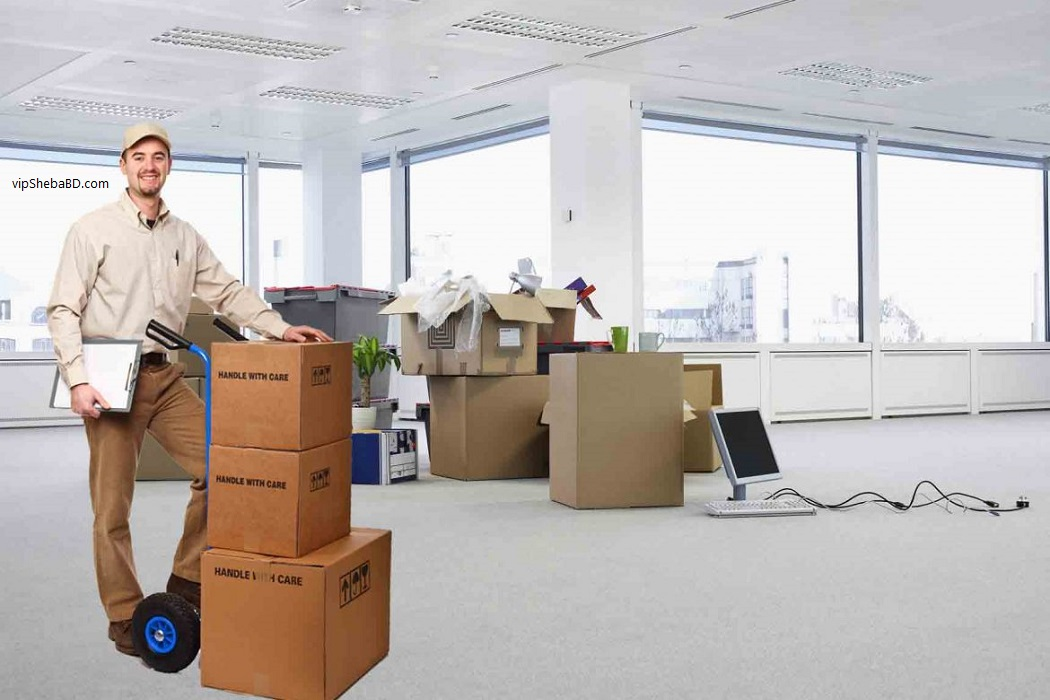 Office moving company in Dhaka