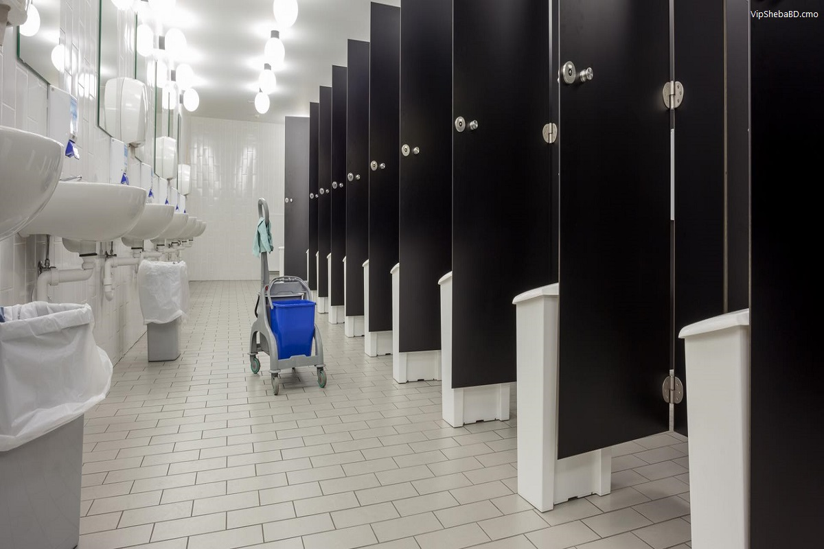 Toilet cleaning services in Dhaka
