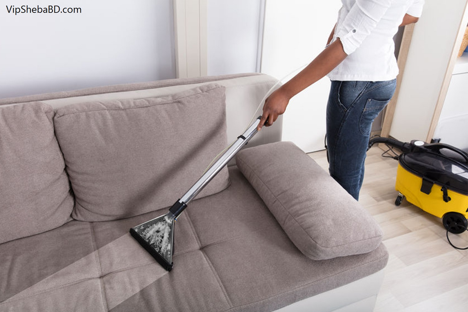 Sofa cleaning service in Dhaka