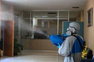 Coronavirus Disinfection Service in Dhaka